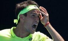 ATP ranga TOP 100 tenisists diskvalificēts uz sešiem gadiem par spēļu sarunāšanu