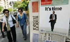 Globālais mediju bizness: Sāk sarunas par 'The Economist' akciju pārdošanu