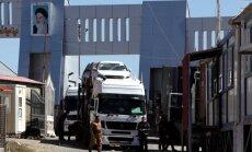 Irāna atver robežu ar Irākas Kurdistānu