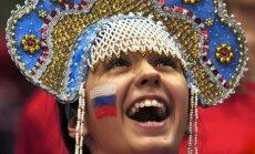 Krievija 2016.gada pasaules hokeja čempionāta laikā plāno atvieglināt ieceļošanu valstī