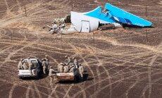 Telekanāls: pārtvertā sarunā kaujinieki lielījušies par Krievijas lidmašīnas iznīcināšanu