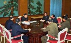 ES aicina Ziemeļkoreju atgriezties pie sarunām
