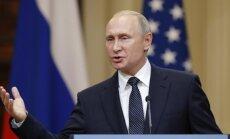 """Путин заявил о """"провале"""" политики по изоляции России"""