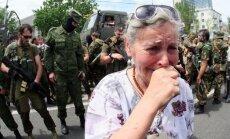 Saviļņojošākie Ukrainas krīzes foto