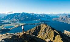 Lietuvieša neticamie piedzīvojumi Jaunzēlandē: virsotnes, pārgājieni, izpletņlēkšana un paisuma 'uzbrukums'