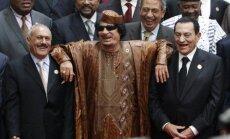 15 arābu valstu līderu likteņi
