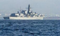 Ukrainas krastiem tuvojas divi ASV karakuģi