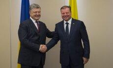 """Порошенко и премьер Литвы обсудили работу по недопущению реализации """"Северного потока-2"""""""