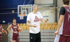 Bagatskis paziņo Latvijas izlases sastāvu turnīram Klaipēdā