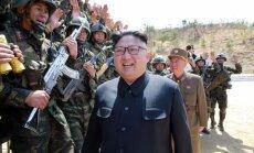 КНДР заявила о готовности ответить ядерным ударом на ядерный удар
