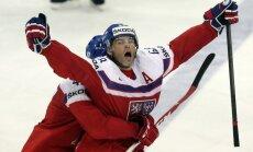 Jāgrs ieved Čehiju pasaules čempionāta pusfinālā