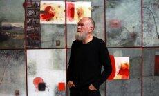 Mūžībā devies mākslinieks Ilmārs Blumbergs
