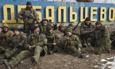 Debaļceves ieņemšanā piedalījās profesionāli Krievijas karavīri, atklāj Krievijas laikraksts