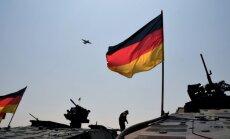 Vācija nosūta NATO bataljonam uz Lietuvu vēl papildu bruņutehniku