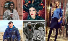 Модные латвийские знаменитости, чей зимний стиль вдохновляет
