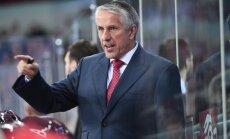 Hārtlijs vēlas, lai Latvijas hokejisti vairāk uzbruktu vārtiem