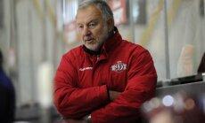 Rautakallio slavē 'Dinamo' hokejistu fizisko sagatavotību pirms jaunās sezonas