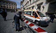 Itālija, bažījoties par terorismu, izraida marokāņus un sīrieti