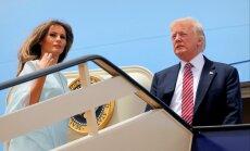 Impīčmenta ēnā: Tramps var kļūt par pirmo atstādināto ASV prezidentu