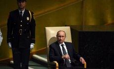 Керри: Путин может стать мишенью для суннитских джихадистов
