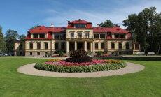 24 и 25 мая в латвийских замках и поместьях состоятся дни открытых дверей