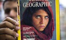 Pakistāna repatriē 'National Geographic' 85. gada vāka modeli