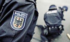Vācijā aizturēts pusaudzis par plānu uzbrukt geju naktsklubam un katoļu baznīcai Frankfurtē