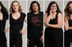 """Эксперимент: Как пять обычных девушек превратили в """"модели с обложки"""" (+ их комментарии)"""