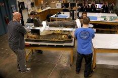 Zinātnieki no sarkofāga izceļ 2500 gadus vecu mūmiju