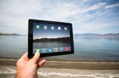 iPad fona attēla mistika