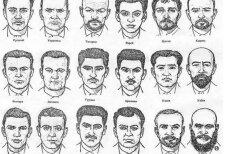 Šokējoša līdzība: Slavenību sejas, kas atrodamas padomju miliču špikerī