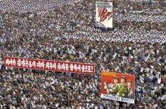 За железным занавесом: редкие снимки из Северной Кореи