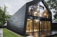 Modernā koka arhitektūra Latvijā