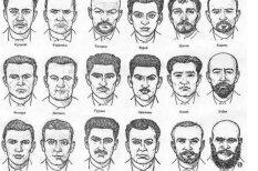 Шокирующее сходство: лица знаменитостей нашли на шпаргалке советской милиции