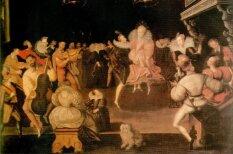 Lambada, tverkings, tango un citas nešķīstas dejas no elles