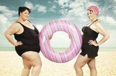 Kā atšķiras sieviete pirms un pēc 68 kilogramu zaudēšanas
