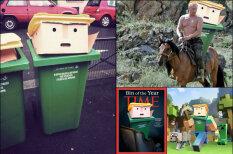 """Интернет нашел похожий на Трампа мусорник? Интернет расчехлил """"Фотошоп""""!"""
