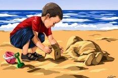 Kā sociālie tīkli reaģē uz noslīkušā sīriešu puisēna foto