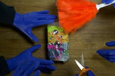 Мастер-класс: учимся упаковывать купленный в подарок Apple iPhone 6 (видео)