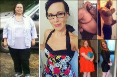 До и после. 18 ФОТО людей, которые сбросили безумное количество килограммов
