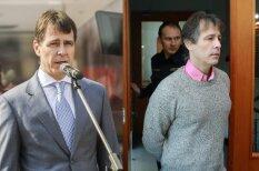 Latvijas varenie, kas bijuši 'aiz restēm': kā tas mainījis viņu izskatu
