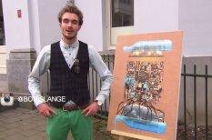 ВИДЕО: Искусство в голове? Любители картин не отличили принт из IKEA от шедевра