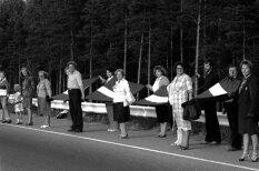 """""""Балтийскому пути"""" — 25 лет, а мы публикуем редкие фотографии"""