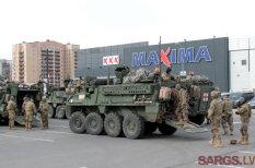 Ура, защитники приехали!, или Что американские войска делали в Пурвциемсе