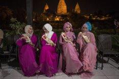 Atklāts, kas notiek konkursa 'Mis musulmaniete' aizkulisēs