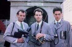 Kā 30 gadu laikā mainījušies filmas 'Spoku mednieki' aktieri