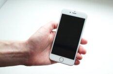 'iPhone 6' apskats: noapaļots, ātrs, labs un pārvērtēts