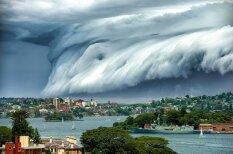 Domājat, ka Latvijā ir vētras? Jūs neesat bijuši Austrālijā