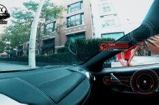 """ВИДЕО: парень """"подкатил"""" на Ferrari к девушке, а потом сказал, что авто не его…"""