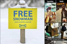 15 шуток про IKEA, которые ты поймешь после того, как в Риге откроют магазин IKEA